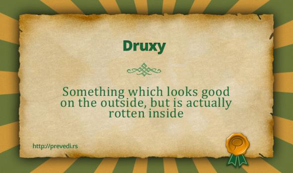 Druxy